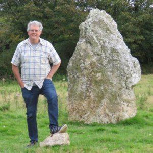 Len Sheppard, Coodinator at Association for Cornish Heritage