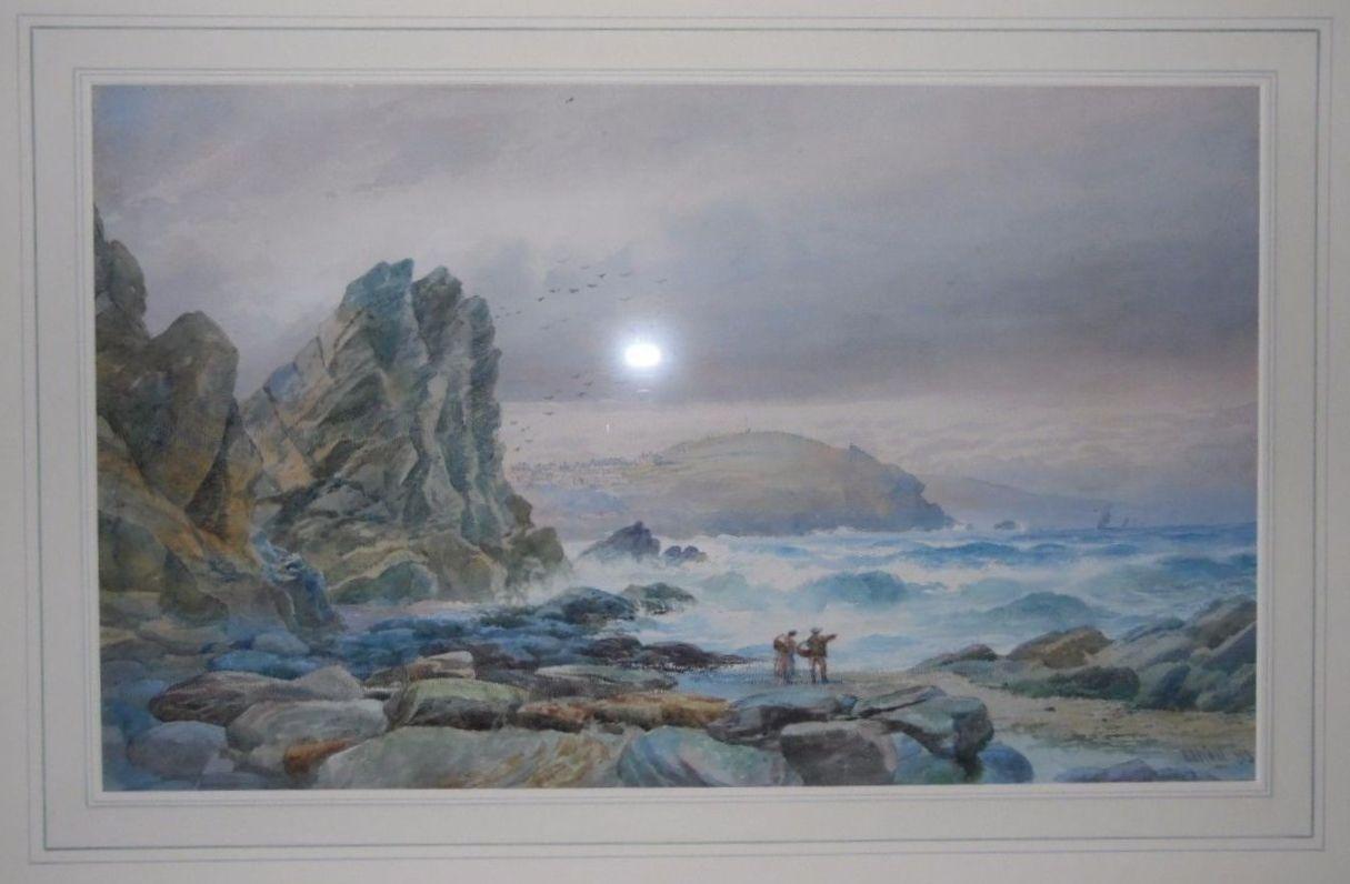 James Elliott Late 19th Century artwork