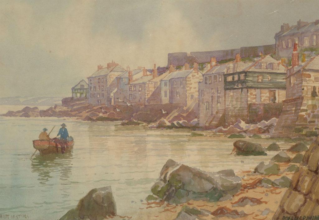 A Bit of St Ives - Douglas Pinder