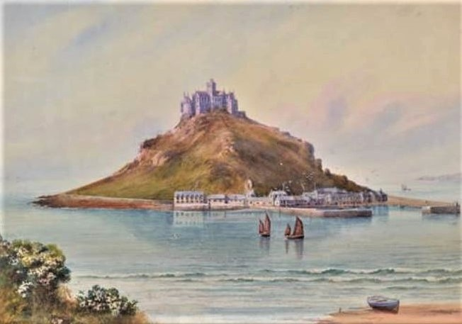 Ben Graham [Pinder] St Michaels Mount