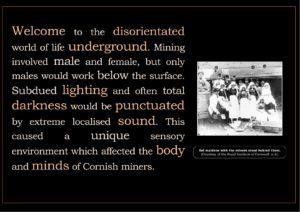 Truro College Archaeology - Mining Exhibition [1]