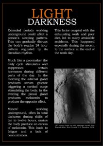 Truro College Archaeology - Mining Exhibition [2]
