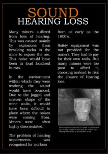 Truro College Archaeology - Mining Exhibition [8]