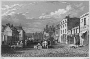 Boscawen St, Truro c1831
