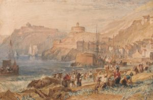 oseph Mallord William Turner - St Mawes, Pilchard Fishery