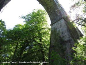 Luxulyan Viaduct May 2020
