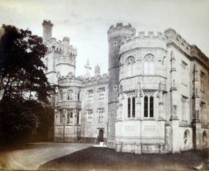 Place House, Fowey circa 1870