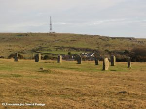 The Hurlers, Minion Moor