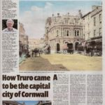 How Truro came to be the capital city of Cornwall