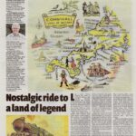 Truro Voice - Ertach Kernow Nostalgic Ride to a Land of Legend