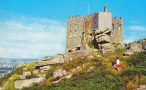 Carn Brae Castle - Redruth