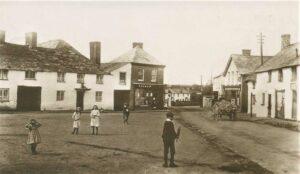 Kilkhampton Village, Cornwall