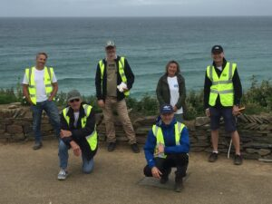 istral Beach Clean July 2020
