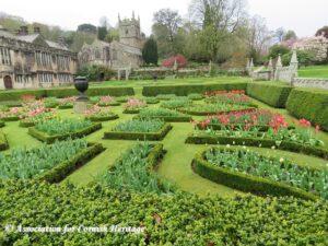 Gardens & Church - Lanhydrock