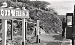 Goonbell Halt Station, GWR Newquay-Chacewater