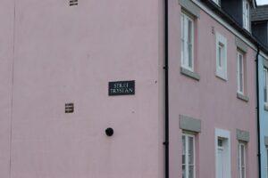 Stret Trystan, Nansledan, Newquay