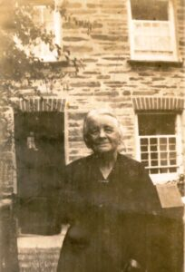 Mary Pappin Sheppard circa 1935
