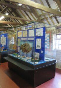 Newquay Museum -Newquay Marine Group Dairyland Display