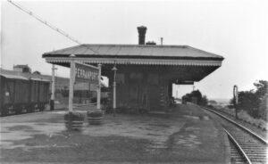 Perranporth Railway Station