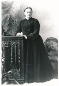 Sarah Teague Husband 1849-1943 Author and School Head Mistress