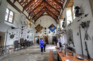 The Great Hall Cotehele