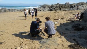 Together Against Plastics - Fistral Beach Clean [1]