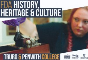 Truro College - Archaeology & HHC