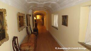 Upstairs Gallery Trerice Manor