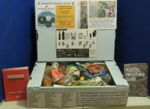 Vintage Rubbish - Fistral Beach Clean -  Recyclable Display Box [2]