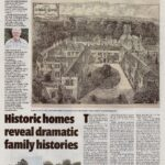 Historic homes reveal dramatic family histories