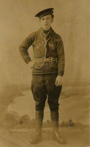 William Carveth 1900-1916 Sea Scout