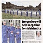 Ertach Kernow - Storytellers will help keep alive Cornish identity