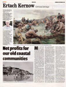 Ertach Kernow - Net profits for our old coastal communities