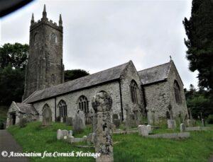 Altarnum Church & Celtic Cross