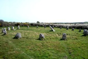 Boscawen-Un stone circle - Four Gorsedh Bardic Celebrations - by Pasicles