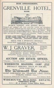 Bude - Westcountry Guide 1919