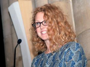 Dr Kate Neale - Inspiration for Truro Cathedral Cornish Diaspora carol service