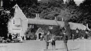 Efford Manor 1909