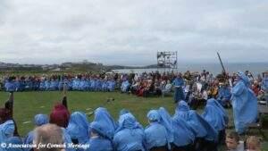 Gorsedh Kernow Newquay Bardic Ceremony - 2018
