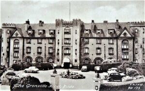 Grenville Hotel, Bude c1940