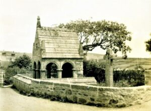 Holy Well at St Cleer, Cornwall