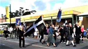 Kernewek Lowender Australian Festival - Moonta 2017