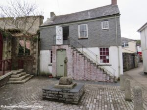 Murdoch House, Redruth, Cornwall