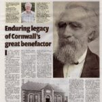 Ertach Kernow- Enduring legacy of Cornwall's great benefactor