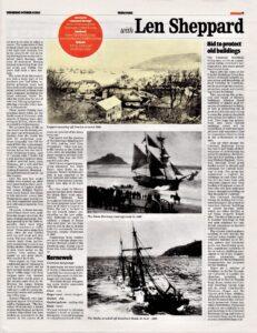 Ertach Kernow- How Tragedy at sea devestated lives left behind