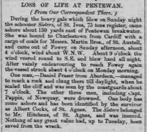 Cornishman - Thursday 12 February 1880 - Henry Pappin