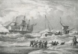 John Cantiloe Joy - Going to a Vessel requiring assistance and Thereby preventing Shipwreck