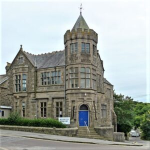 Passmore Edwards Free Library & College, Redruth