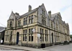 Passmore Edwards Free Library Truro