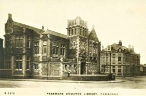 Passmore Edwards Library Camborne